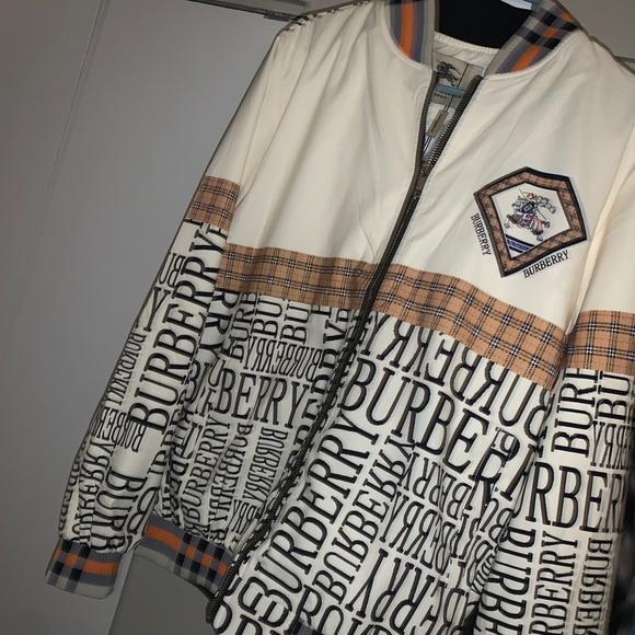Burberry jacket Men's